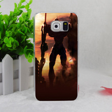A2427 Comic Evangelion Transparent Hard Thin Case Cover For Samsung Galaxy Note3 Note4 Note5 A3 A5 A7 A8