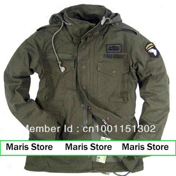 Mens Turtleneck Jacket Men's Coat,army Jacket,m65