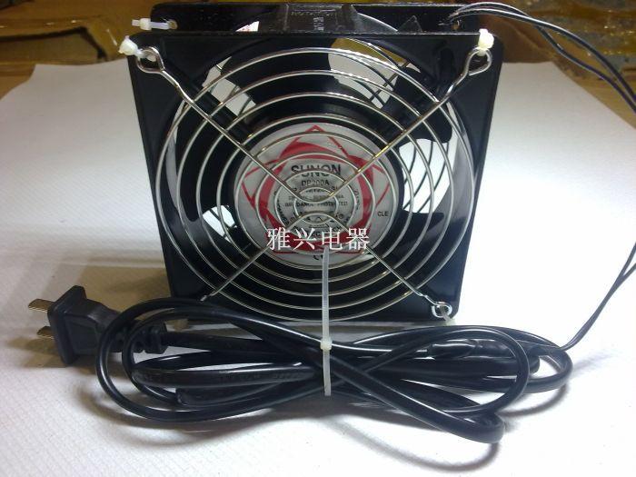Cooler Fan for 12038 SUNON Server fans AC 220 ~ 240V 23/21W<br><br>Aliexpress
