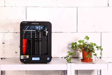 professional MiniI 3D Printer  no heatbed, LCD screen with dual-extruder