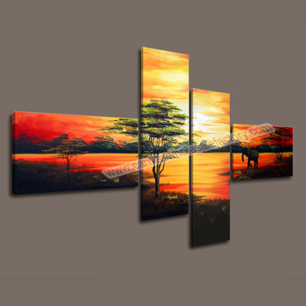 cheap canvas art a splash of colour wall art modern oil painting design trends categories. Black Bedroom Furniture Sets. Home Design Ideas