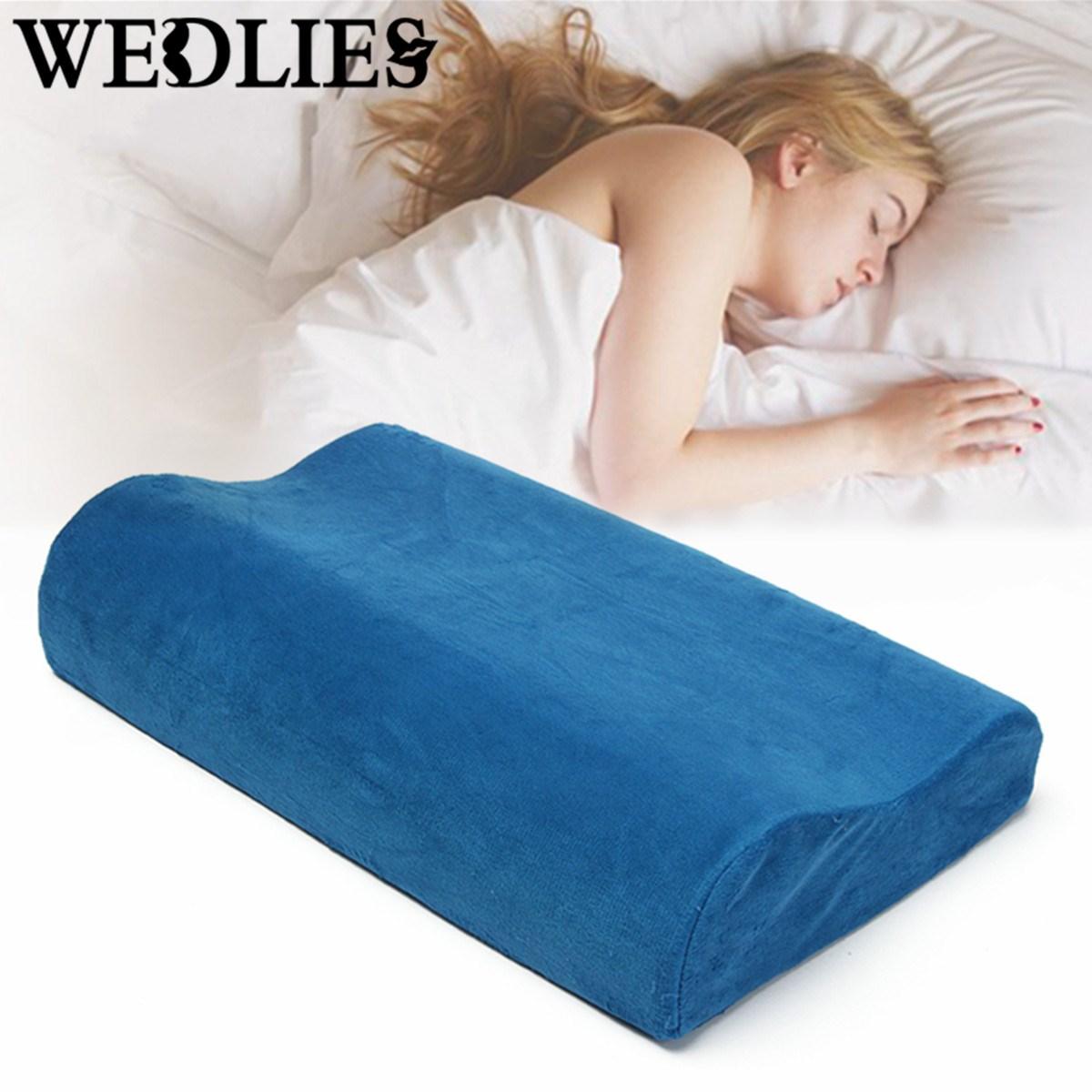 Ergonomic neck support reviews online shopping ergonomic Sweethome best pillow