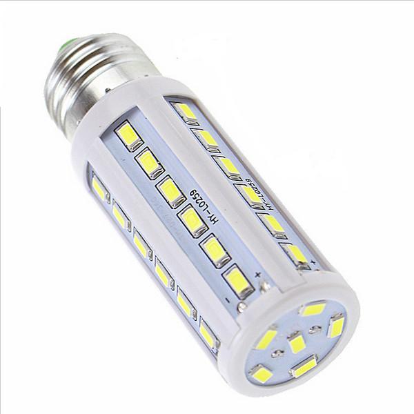 10W E27 B22 E14 42LED 5730 SMD 110V/220V LED Corn Bulb Lamp Warm / white Lampada Pendant Lighting Chandelier Ceiling Spot Light(China (Mainland))