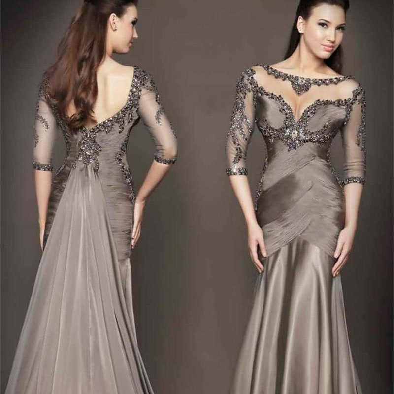 Evening Gowns Canada: Formal Dresses Image: January 2016