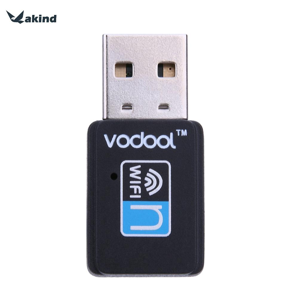 VODOOL High speed 150M Wireless USB Wifi Lan Network Adapter 2.4GHz For Windows XP/ for VISTA/ for WIN7/MAC/ for LINUX(China (Mainland))