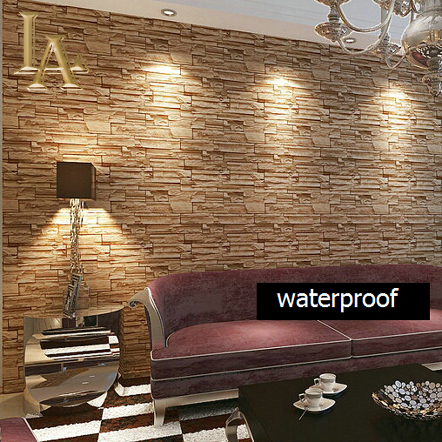 Ziegel Tapete Wohnzimmer : Modern Brick Design Background