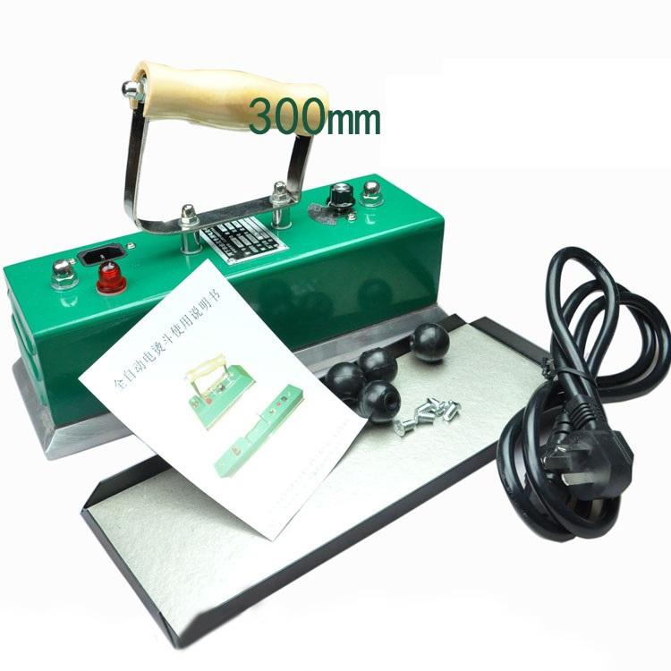 Professional 300mm black eight pool/ billiard table cloth iron(China (Mainland))