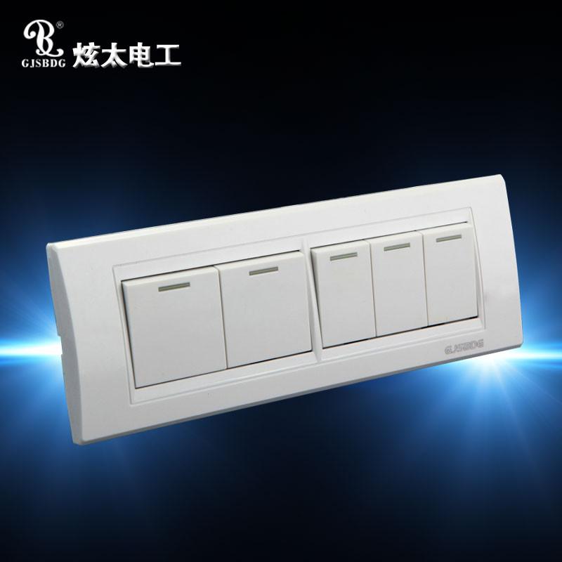 moderne interrupteur promotion achetez des moderne interrupteur promotionnels sur. Black Bedroom Furniture Sets. Home Design Ideas