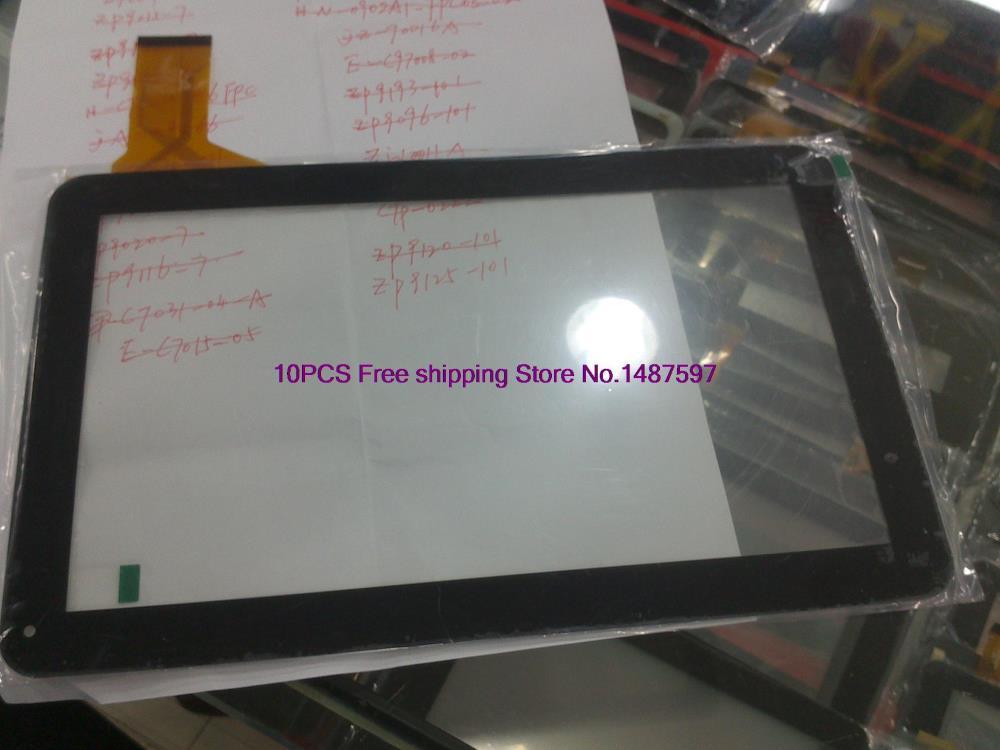 10PCS Free shipping ZP9125-101 FPC VER.00 touchscreen touch screen handwriting external screen<br><br>Aliexpress