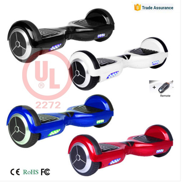Smart 2 wheels Skate Board Scooter Electric Auto Balancing Monocycle Bike(China (Mainland))