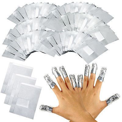 100Pcs/Lot Aluminium Foil