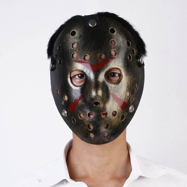 Halloween Jason Voorhees Hockey Horror Mask