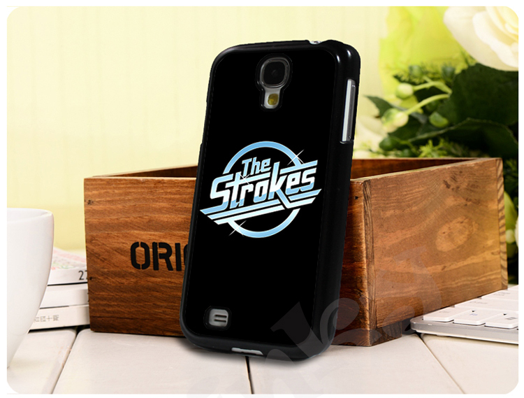 The Strokes News Black hard skin mobile Phone Cases cover For SAMSUNG galaxy s3 S4 s5 note2 note3 note4 Free shipping(China (Mainland))