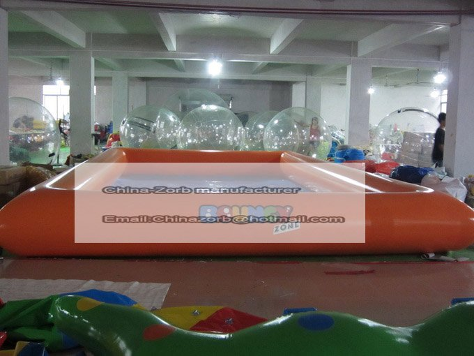 Crazy price 6x6M swimming pool,pool manufacture,wholesale/retail inflatable new pool(China (Mainland))