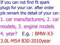 Фабрика прямые поставки-Платиновый Иридиевые свечи зажигания на 2008-2010 elantra g4gb/g4edl4/g4ed 1.6l/1.8l зажигания для двигателя стартера