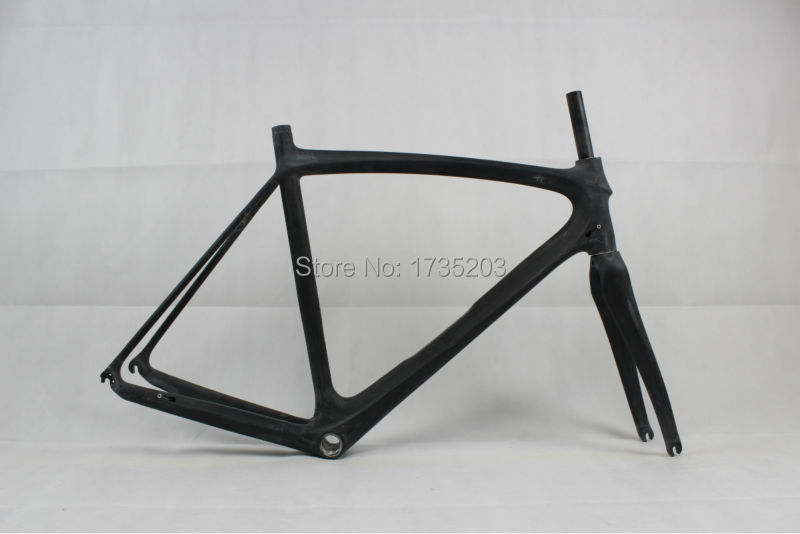 Carbon Road BIcycle Frame Anglecycle Factory New Disign 3k/12K/UD All Sizes OEM(China (Mainland))