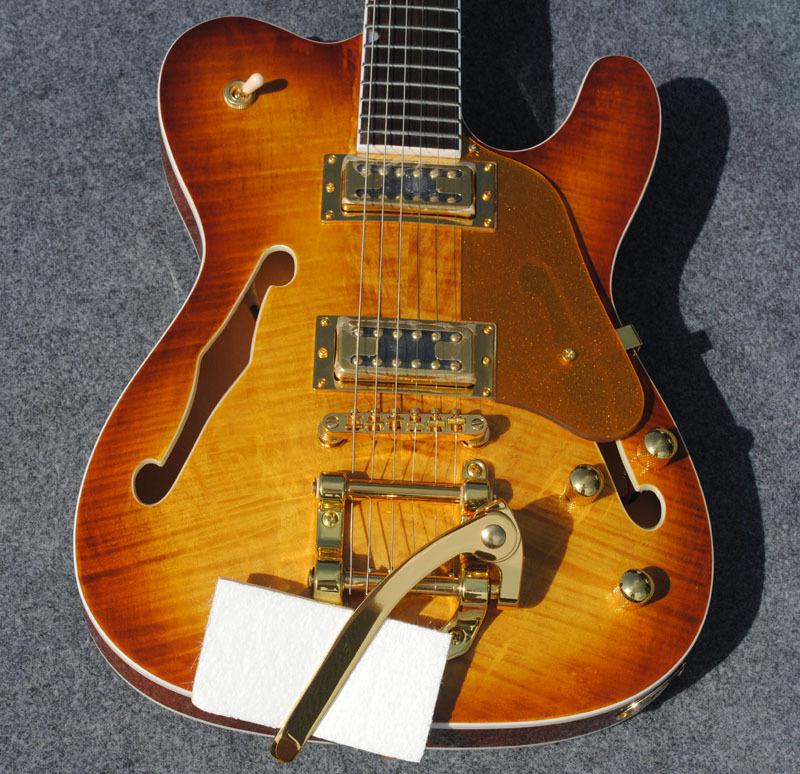 Gibson Hollow Body Jazz Guitars Color tl Hollow Body Jazz