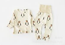 KIKIKIDS 2015 baby BOBO CHOSES  mini rodini  CLOTHING SETS  baby PAJAMA SETS T 2 PCS boys   clothing  reine des neiges  vetement(China (Mainland))