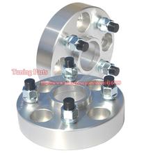 (2pcs/lot) PCD 4x100 CB 54.1mm Aluminum Alloy 7075T6 Wheel Spacer Adapters For Corolla EX YARiS L VIOS(China (Mainland))