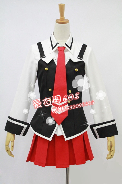 Bible Black Uniform Cosplay Costume csddlink outfit set customizeОдежда и ак�е��уары<br><br><br>Aliexpress