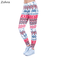 Zohra Autumn Winter High Waist Legging Creative Leggins New African Aztec Legins Printed Women Leggings Sexy