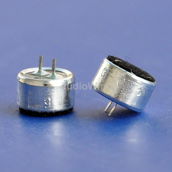( 2 шт/много ) ВМ-61Б Электретный конденсаторный микрофон капсула.