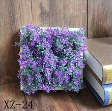 YO CHO 3D искусственное суккулентное растение ручной работы, деревянная фоторамка, настенные Висячие Искусственные цветы, домашний декор для г...(Китай)