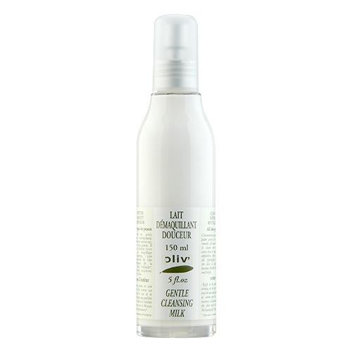 Oliv' Gentle Cleansing Milk 5oz,150ml Natural & Organic Anti Aging Moisturizing Cleansers(China (Mainland))