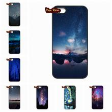 Late night Starry Sky Fashion Cover Case Blackberry Z10 Q10 HTC Desire 816 820 One X S M7 M8 Mini M9 A9 Plus - New Phone Cases store