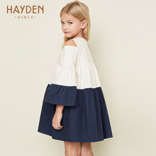 Buy HAYDEN girls party dress shoulder costumes 7 8 9 10 years teenage girls clothing summer sundress children girls kids clothes for $21.95 in AliExpress store