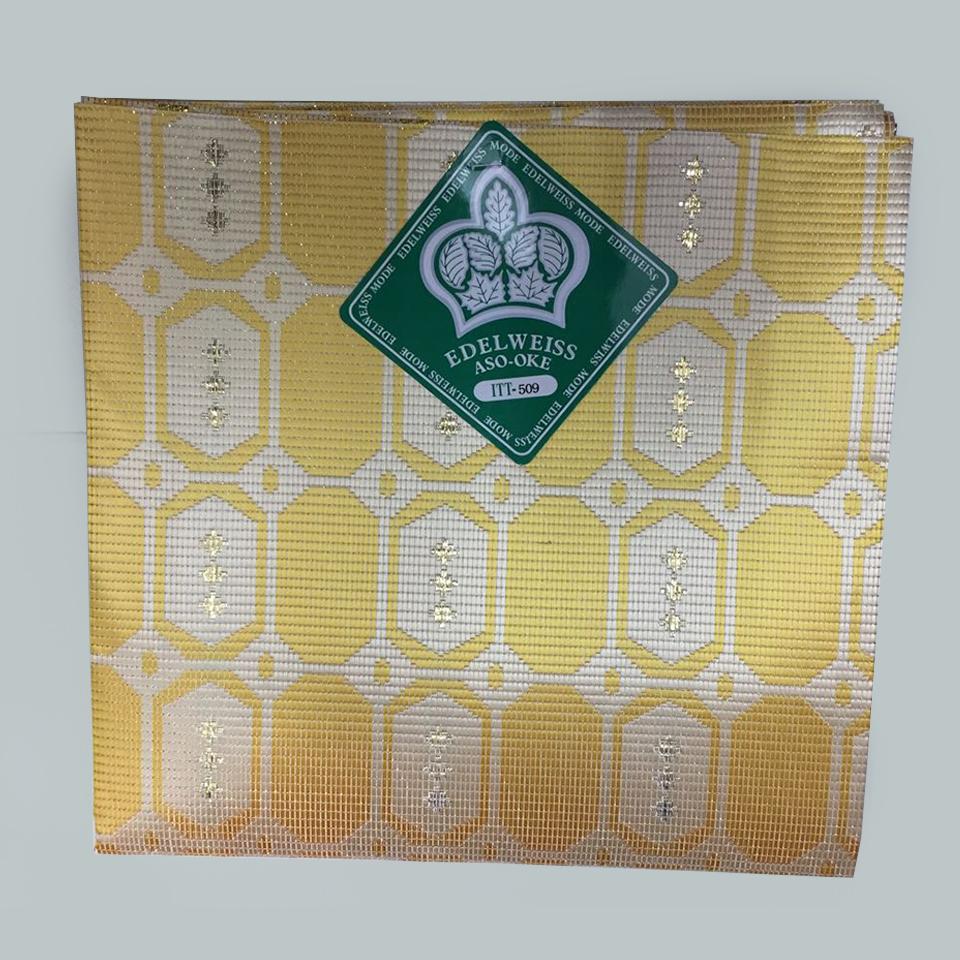 high class african sego headtie gele aso oke head tie nigerian aso oke in yellow LXLAS-1-12(China (Mainland))