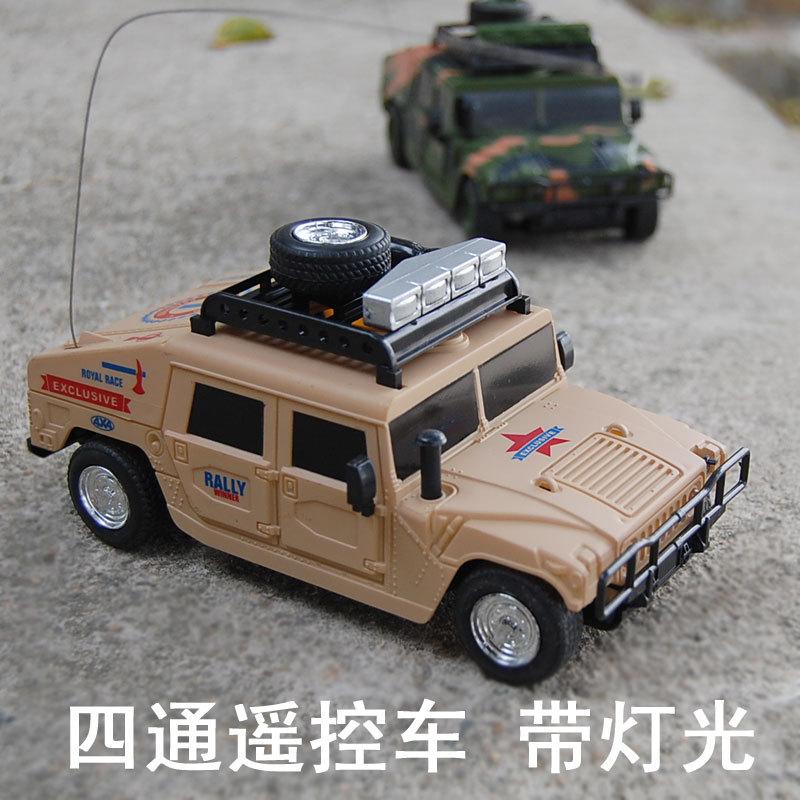 1:24 super bright lights remote control car Jeep(China (Mainland))