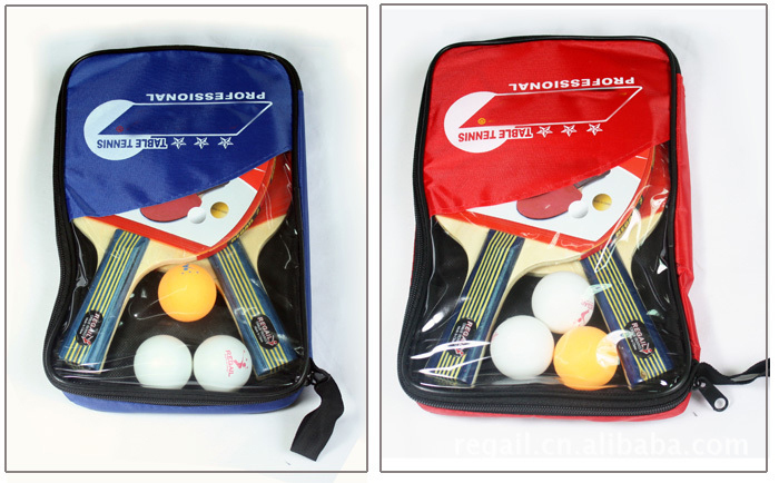 Ping-Pong Bat Professional Table Tennis Racket Balls Indoor Fitness Sports - & Outdoors Flagship store