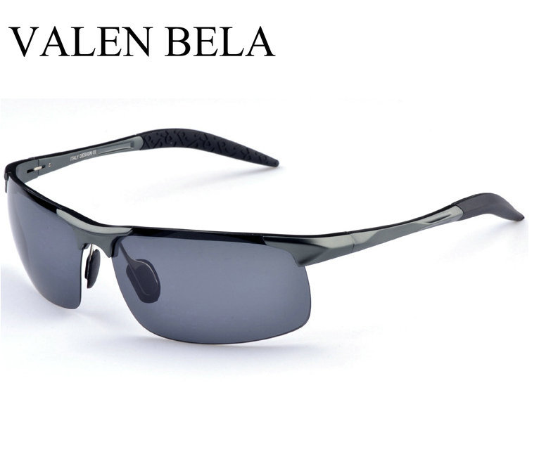 Valen Bela Driving Oculos Night and Day Version Dimming Glasses Men Polarized Sunglasses Male G080