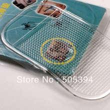 Black color Car Dashboard Sticky Pad Magic Anti-Slip Non-Slip Mat for iPod Phone MP4 Free shipping 8416(China (Mainland))