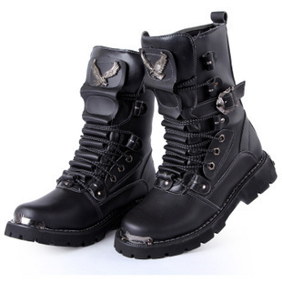 Men's Cheap Fashion Boots Fashion men s boots In tube