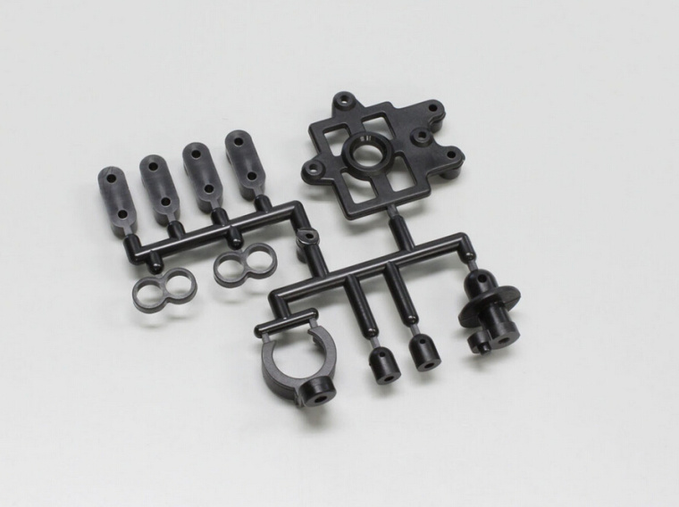Genuine Kyosho Parts IF453 mp9 Steering gear mat Rc Spare Part Parts Accessories Rc Model(China (Mainland))