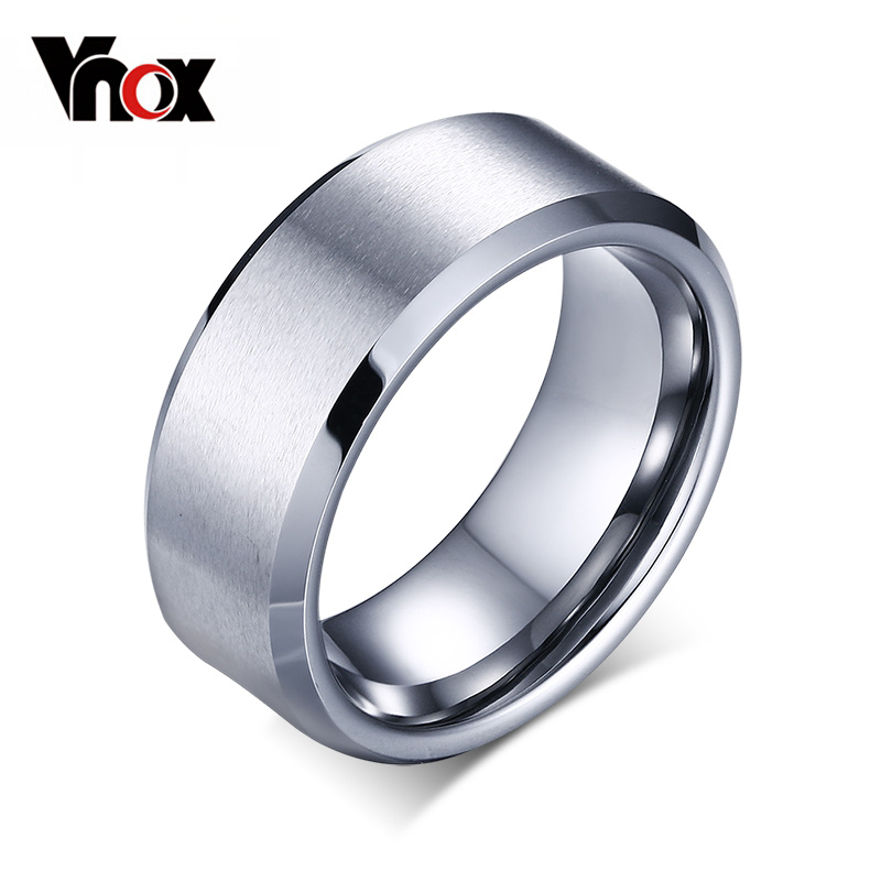 8mm wide wholesale tungsten wedding rings jewelry high