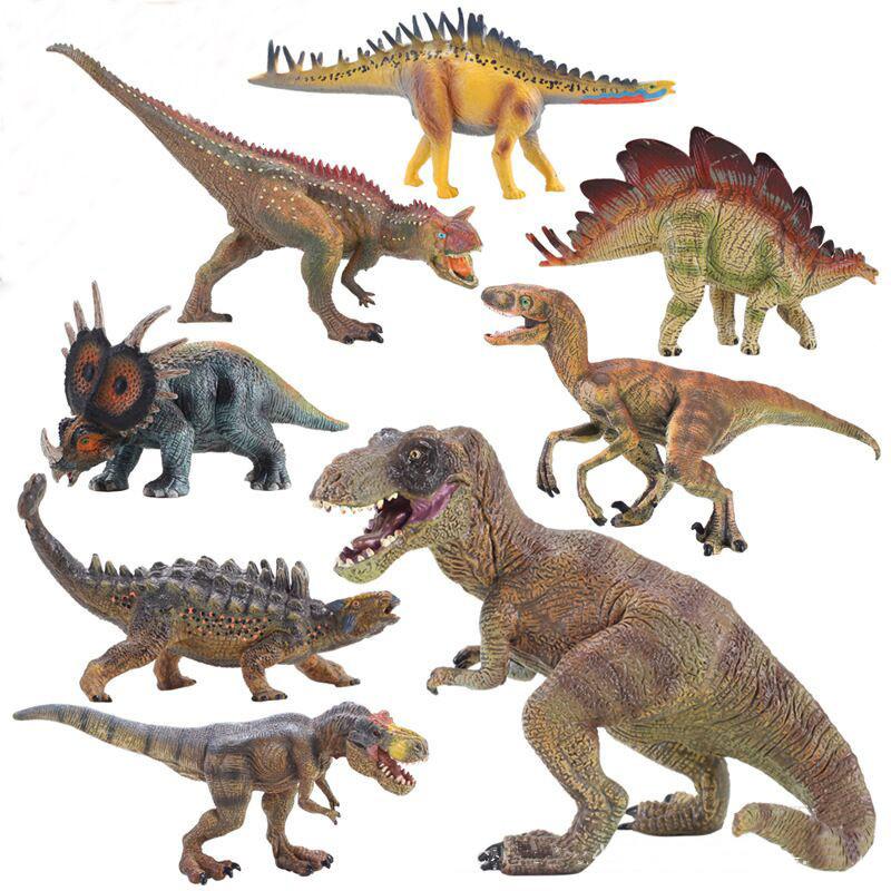 Jurassic park ceratosaurus toy
