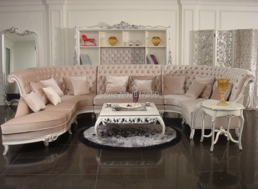 new product hot sale high end classic sofa furniture(China (Mainland))