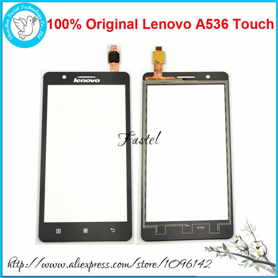 New Original replacement touch panel display For Lenovo A536 touch screen glass lcd digitizer free shipping