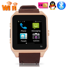 Original ZGPAX S82 3G WCDMA Android 4.4 Smart Watch Phone 1.2G Dual Core 2.0MP Camera Support WIFI/Bluetooth/GSM/GPS/FM/Recorder(China (Mainland))
