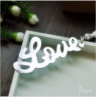 stainless steel love Shaped silver bookmarks gifts for valentines wedding gift box cheap Free Shipping