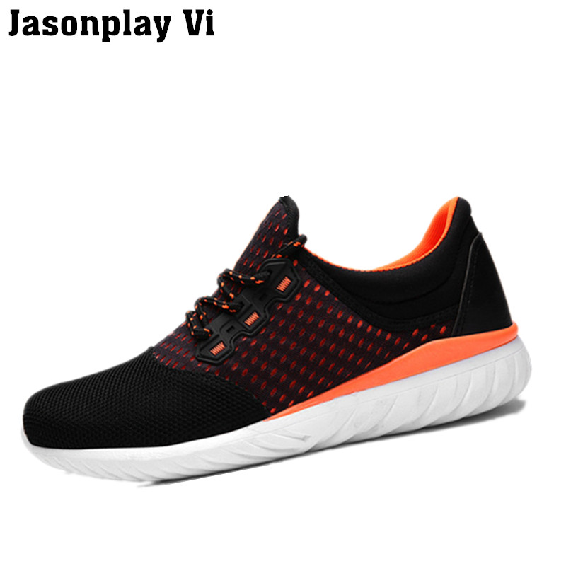 Jasonplay Vi & 2016 New Couple Breathable Super Light Shoes Fashion outdoor jogging men Shoes Autumn style casual Shoes men WZ25(China (Mainland))