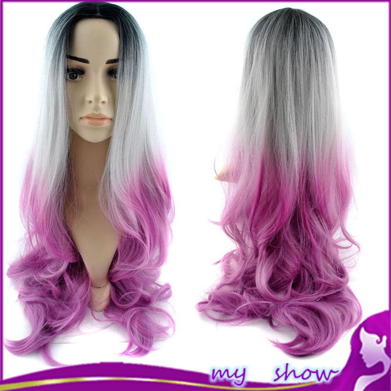 Achetez en Gros couleur résistant gris cheveux en Ligne à