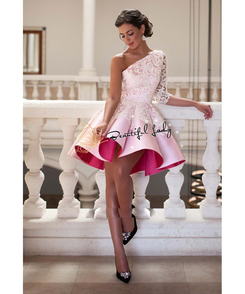 Compare Prices on Pink Short Cocktail Dresses- Online Shopping/Buy ...