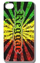Rasta new arrivals fashion style hybrid retail white mobile phone hard cover cases for IPHONE 5 5s free shipping