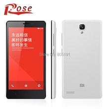 "Original Xiaomi Redmi Note Dual SIM Version 4G LTE Phone 2GB RAM 16GB ROM  Quad Core 5.5"" 1280x720  13MP MIUI 6 GPS(China (Mainland))"