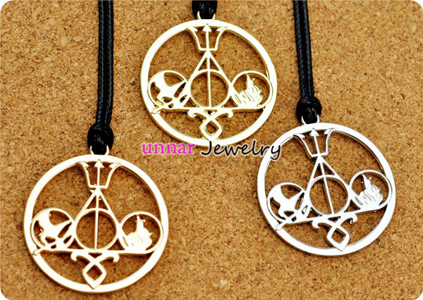 the novel classic movie necklace mix The Mortal Instruments Hunger Games Divergent Percy Jackson HARRY for collection(China (Mainland))