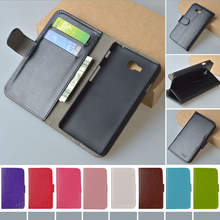 Original J&R Brand Flip Wallet Leather Case For LG Optimus L9 II D605 Cover with Bank Card Slots and Stand Holder 9 colors